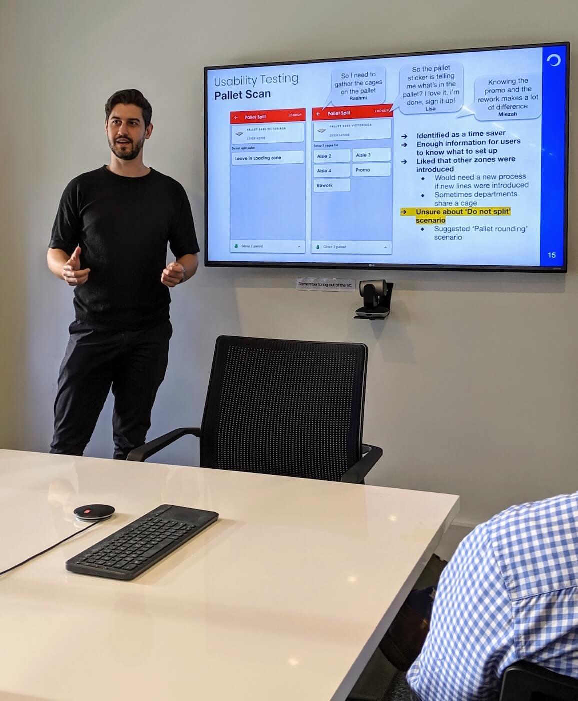 robust design system presentation