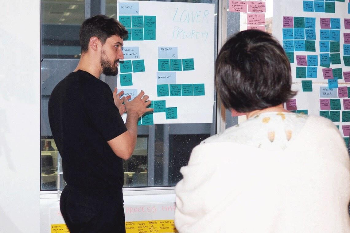 UX brainstorming