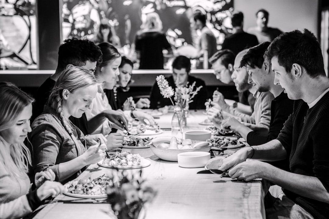 November Five Lunch