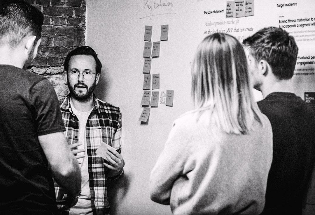 Client Workshops Vincent Chief Design