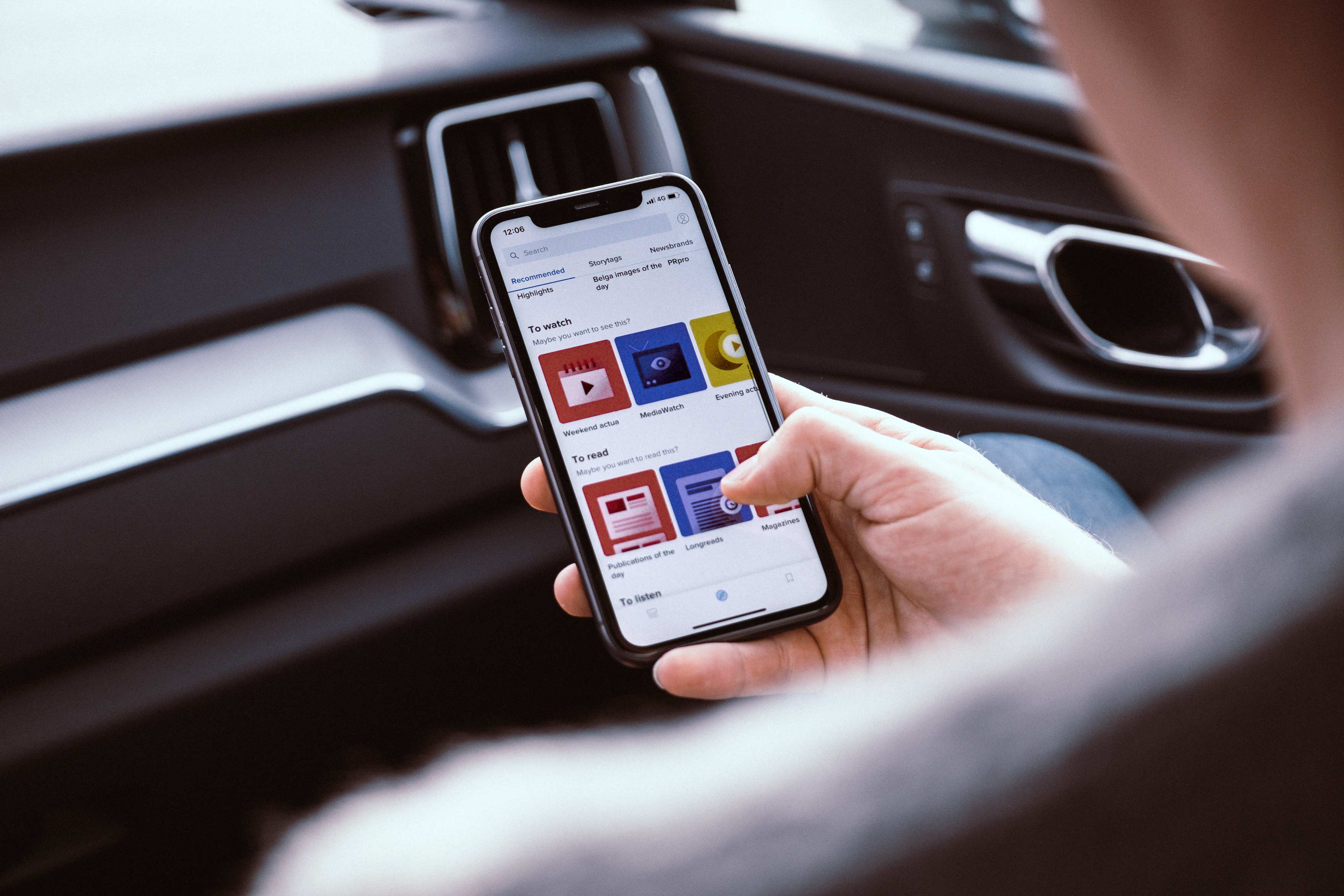Delivering a performance-optimised news app for Belga