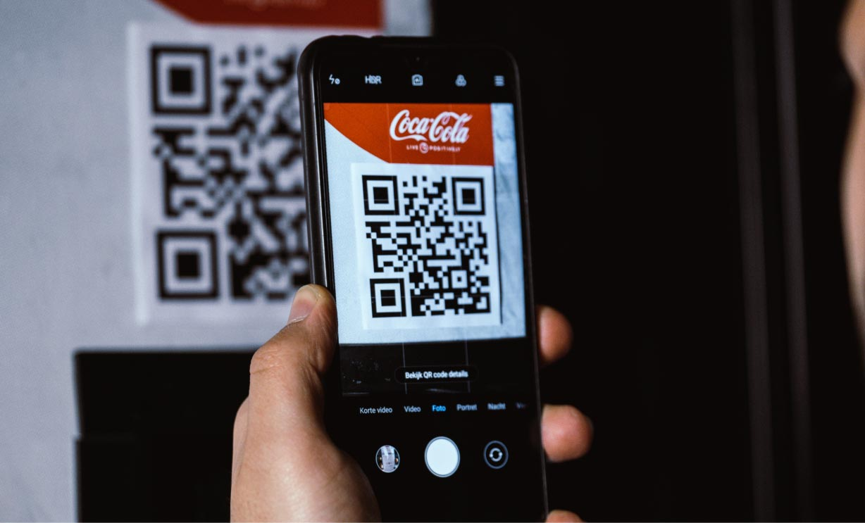 QR code-based payment system
