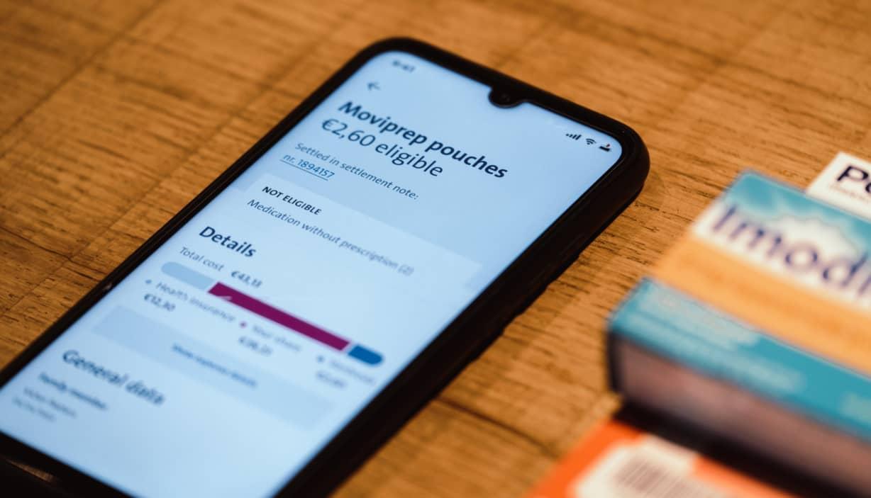 A user-centric mobile app for Vanbreda
