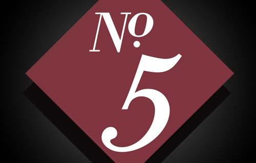 Wyman's No.5