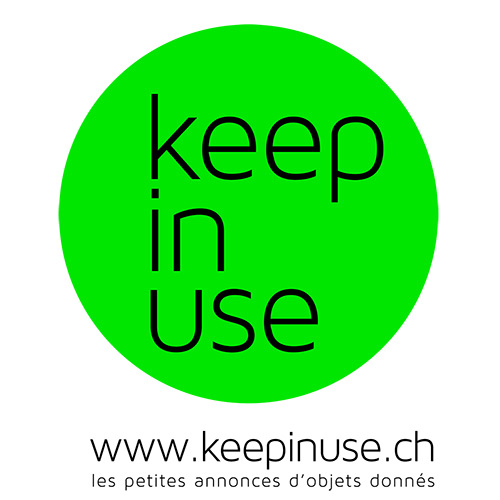 Keep in use