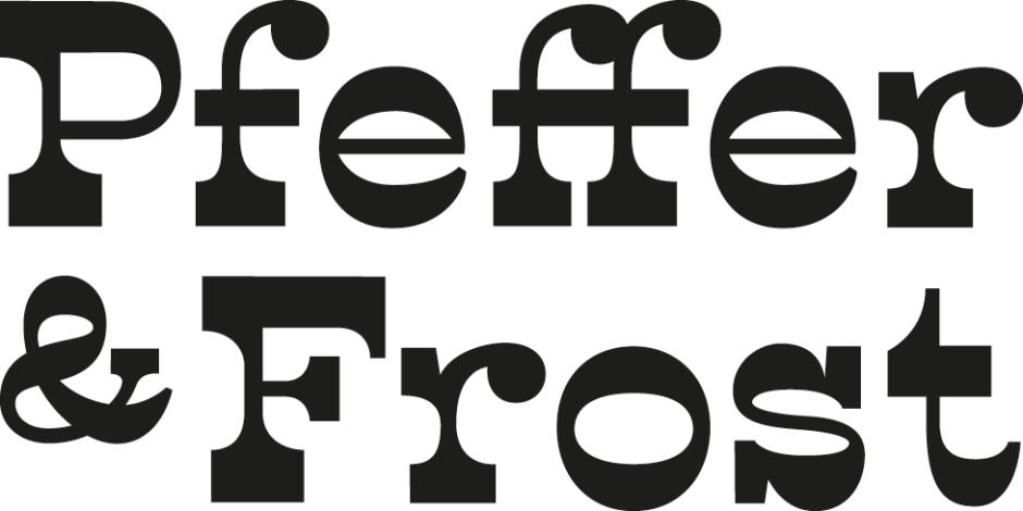 Pfeffer und Frost