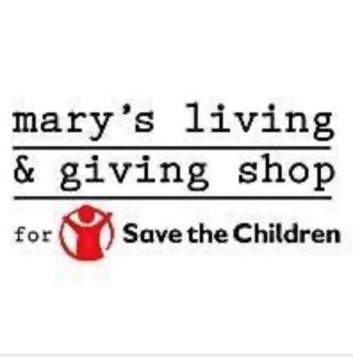 Mary's Living & Giving Save the Children
