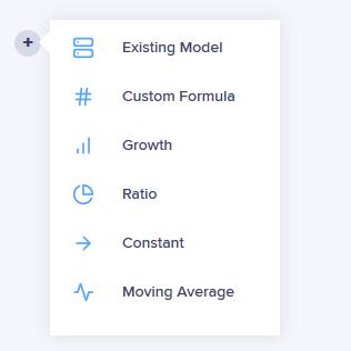 Create Model Assumptions - Fluxo
