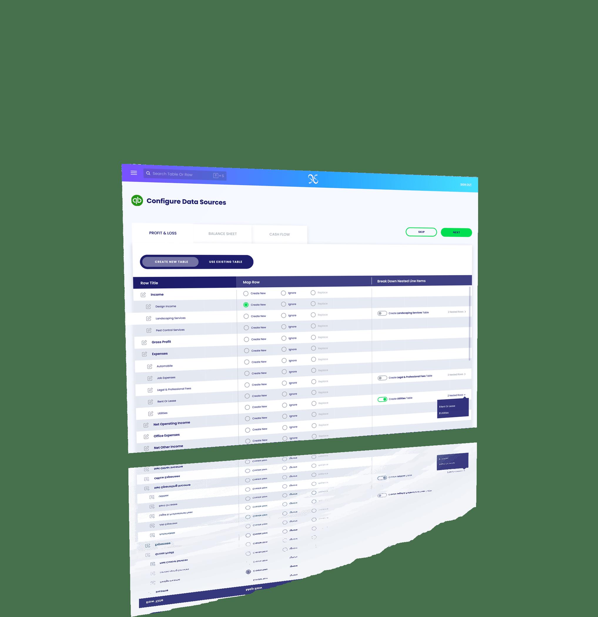 Add QuickBooks Online Integration for Financial Modeling