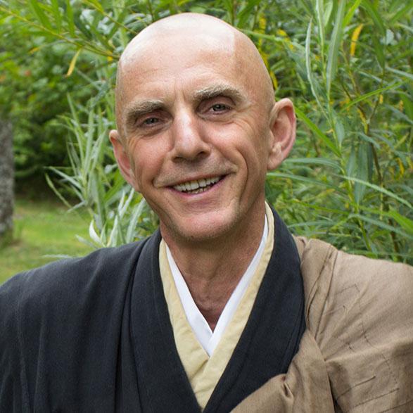 Porträt Ikyo Ottmar Engel Roshi Zen