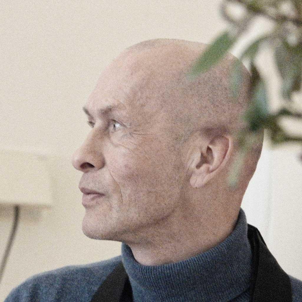 Porträt Keizan Dieter Plempe Sensei Zen