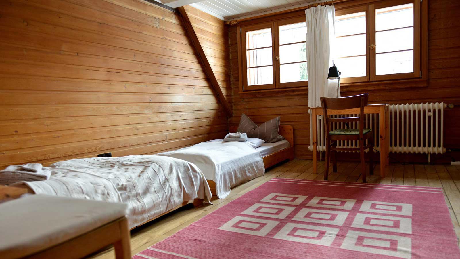 Zen Buddhistisches Zentrum Schwarzwald, Doppelzimmer