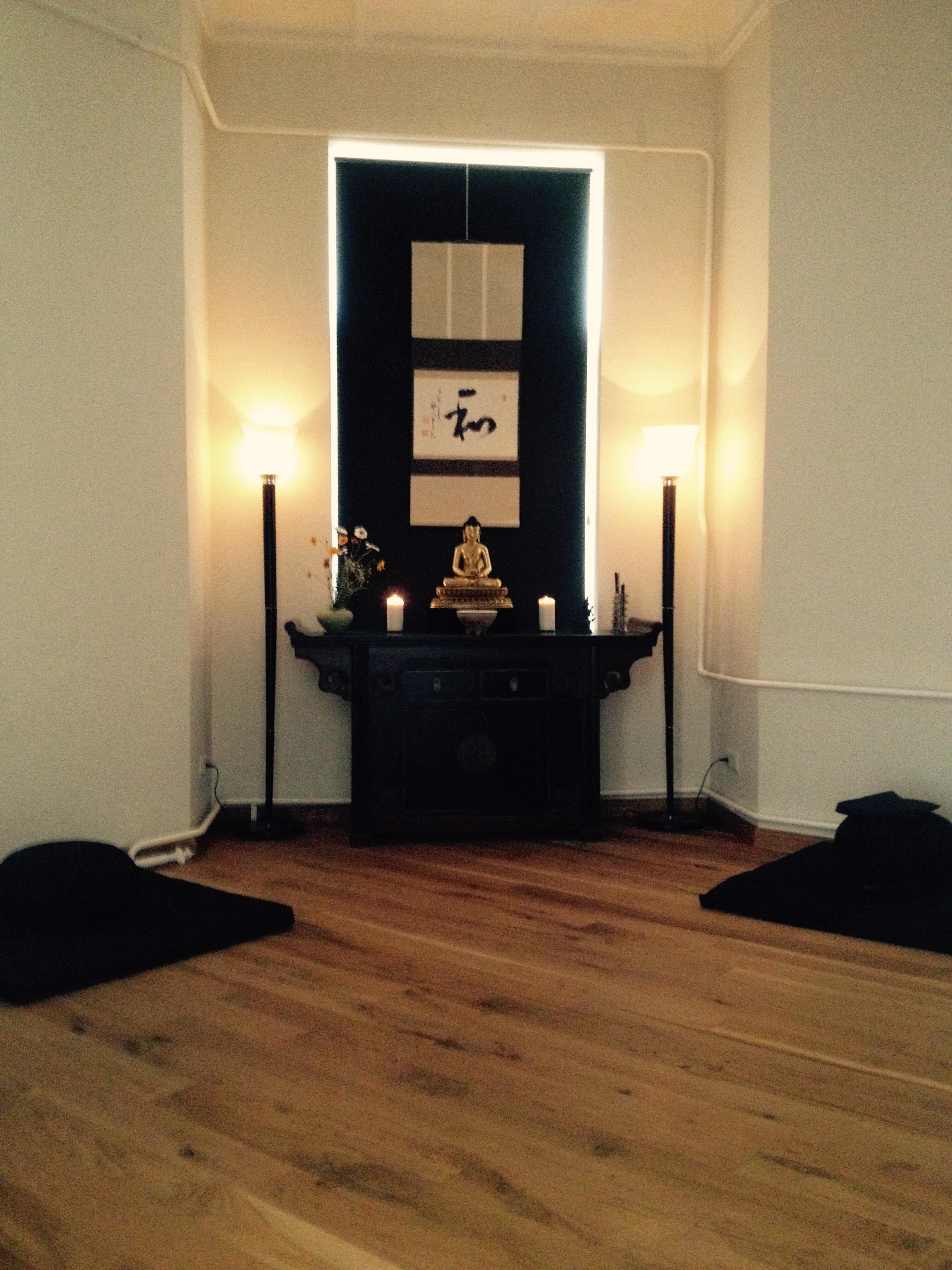 Zendo Meditation Zen Buddhismus Lebendiges Zen e. V.