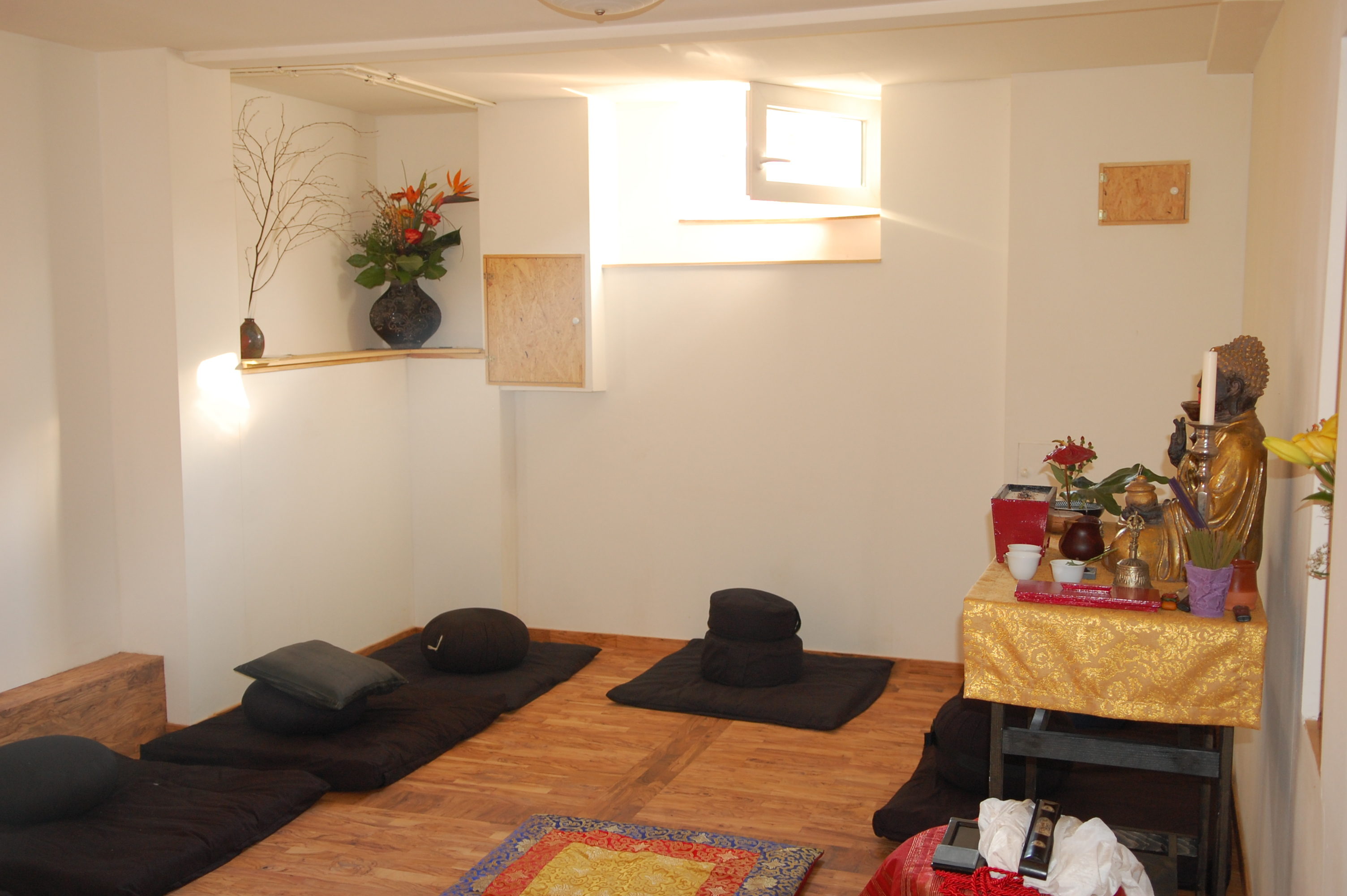 zen zazen zendo meditation buddhismus viernheim
