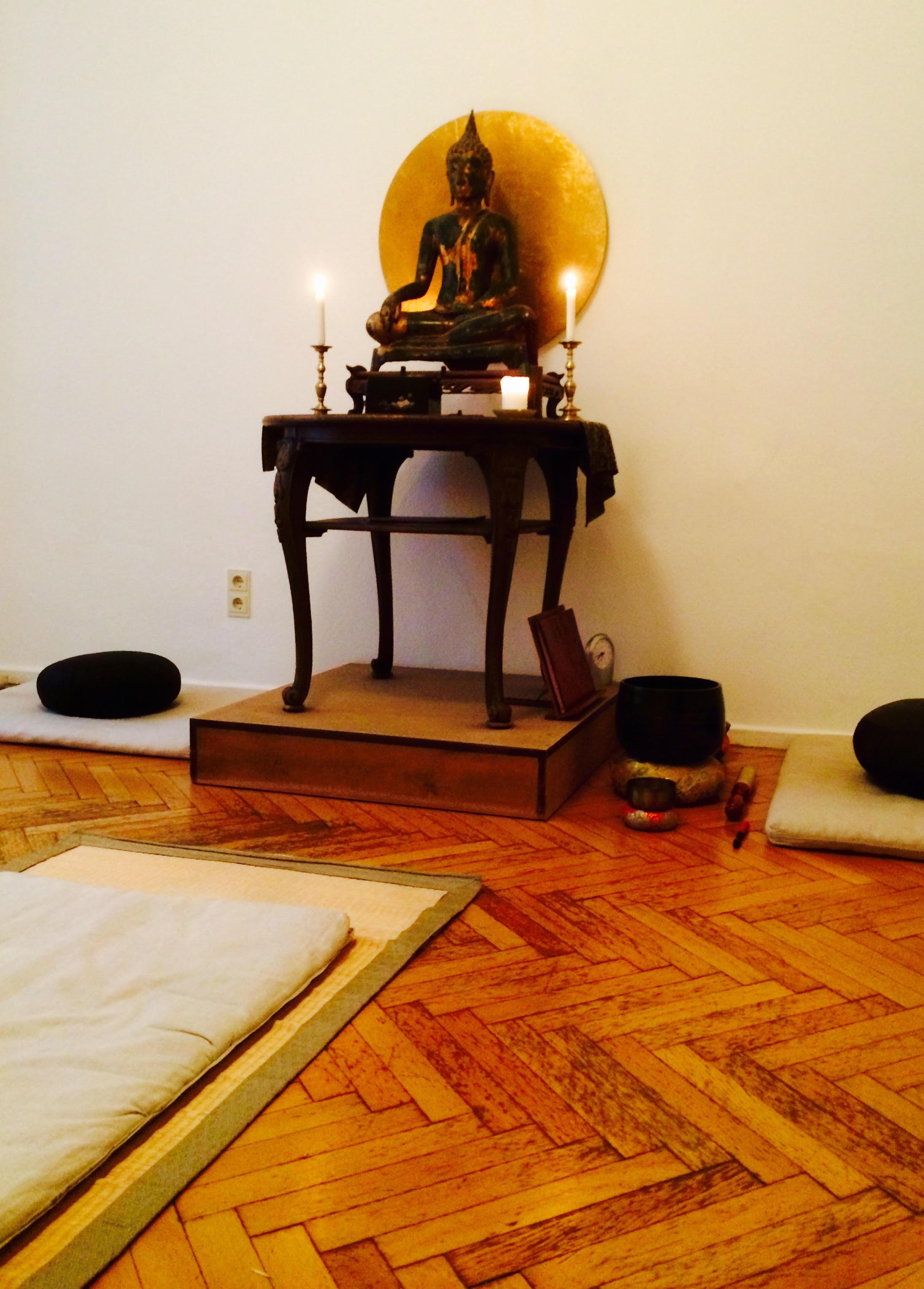 zen zazen meditation buddhismus zendo wien