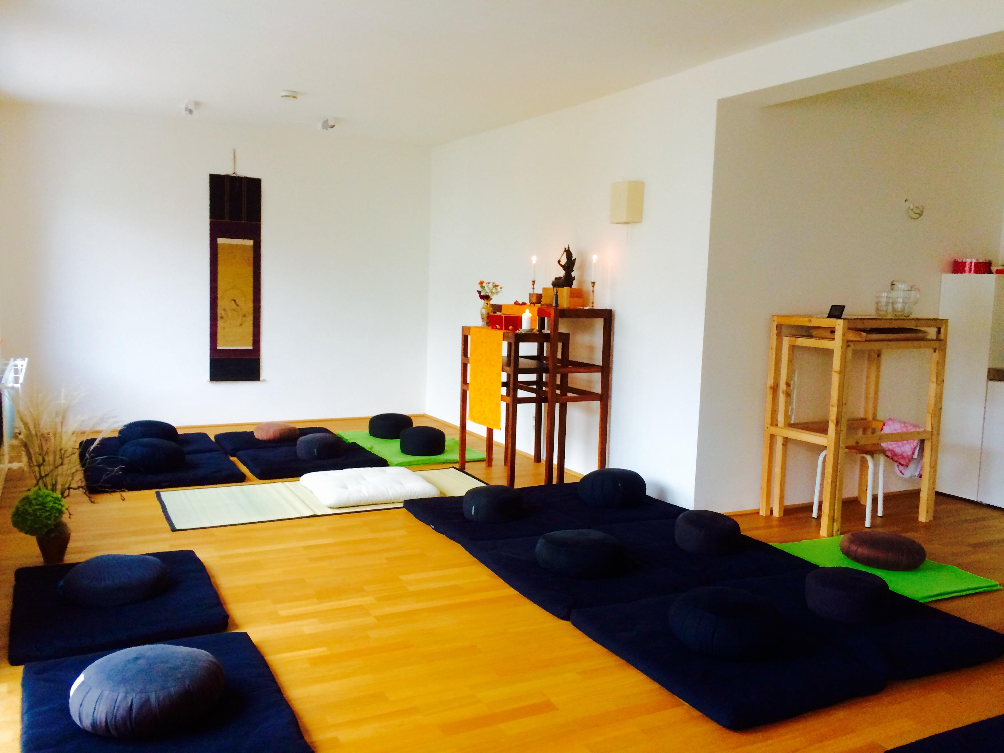 zendo zen meditation Wien Buddhismus