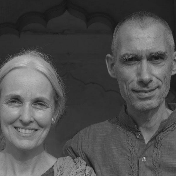 Porträt Roland and Judith Gautschi Zen