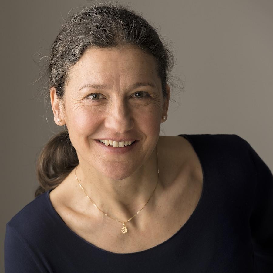 Porträt Birgit Reuther Zen