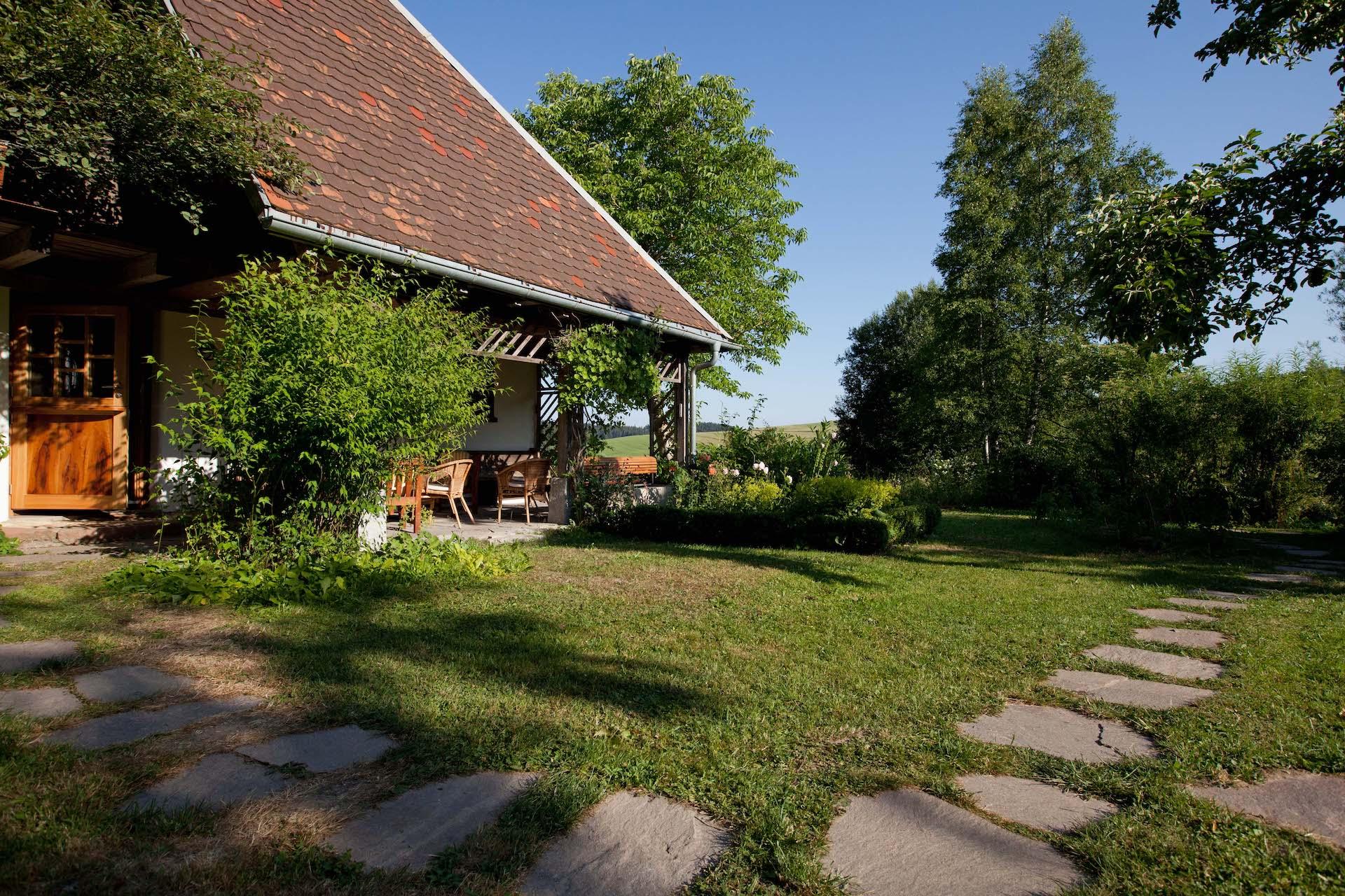 schwarzwald hotzenhaus sommer johanneshof zen meditation zazen buddhismus dharma sangha Hugo Kückelhaus
