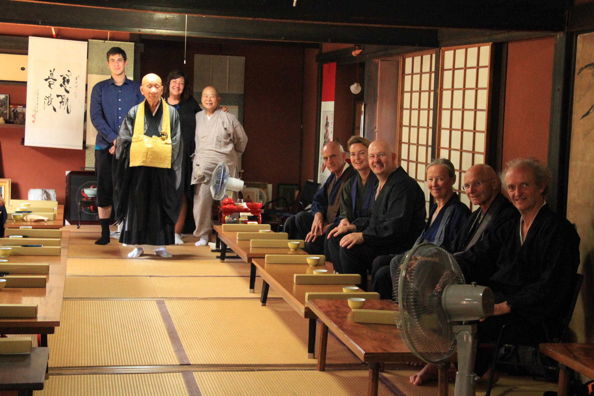 Japan Zen Reise