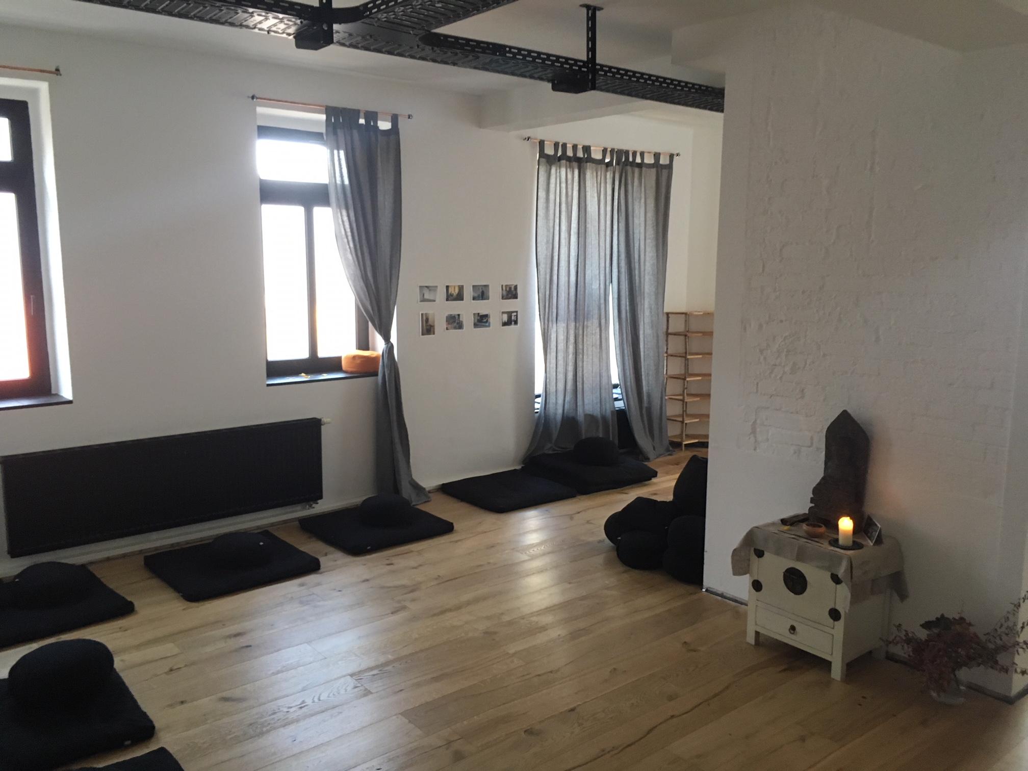 Zen lab zazen zen meditation buddhismus leipzig