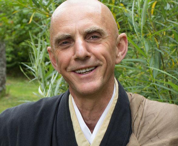 Ikyo Ottmar Engel Roshi, die vier Haltungen des Zazen, Live Online Seminar