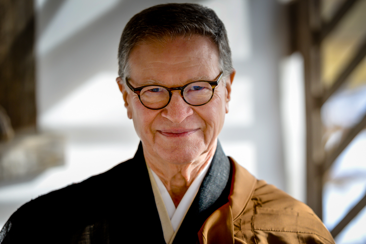 Ryuten Paul Rosenblum Roshi, Friday Talk, Shifting our perspectives, Zen