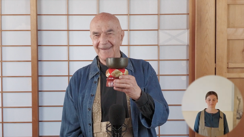 Zentatsu Baker Roshi, Dharma Now! Teil 3