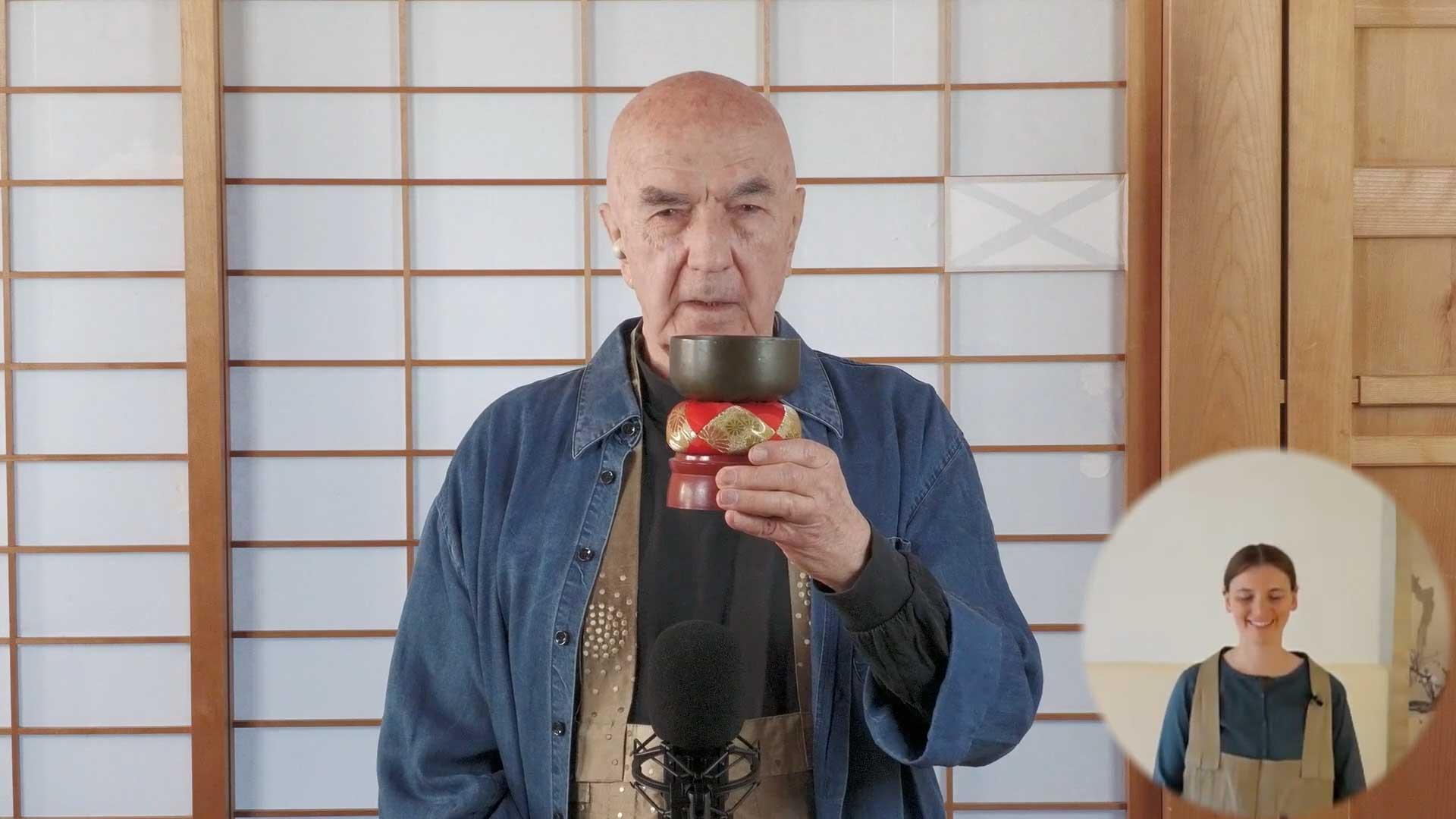 "Vortrag ""Zen-Praxis in Zeiten der Pandemie"" – Zentatsu Baker Roshi 13.09.2020"