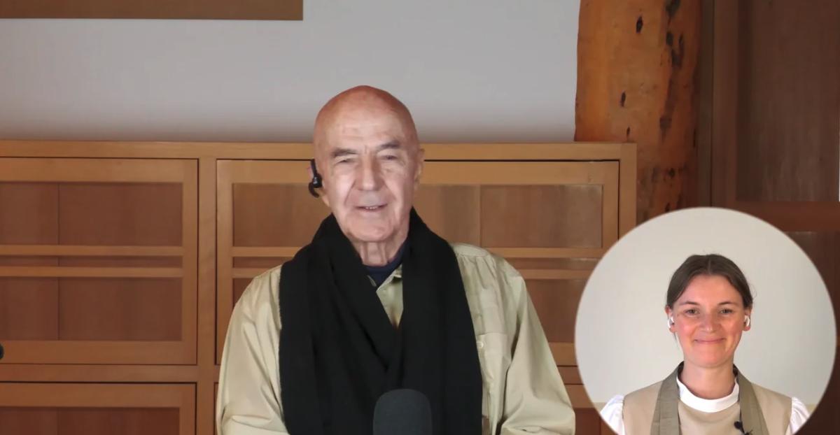 Zentatsu Baker Roshi, Zen, Live Online Talks, Mind, Buddhism, Meditation, Zazen, Awareness, ZBZS, Zen Buddhistisches Zentrum Schwarzwald, Genrinji, Dharma Now!