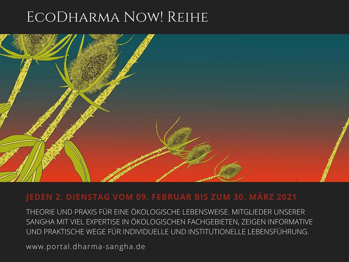 EcoDharma Now! Reihe