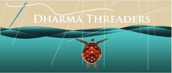 Schildkröte Dharma Threaders