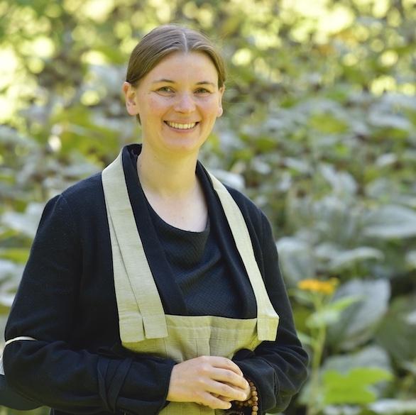 Porträt Tatsudo Nicole Baden Roshi Zen