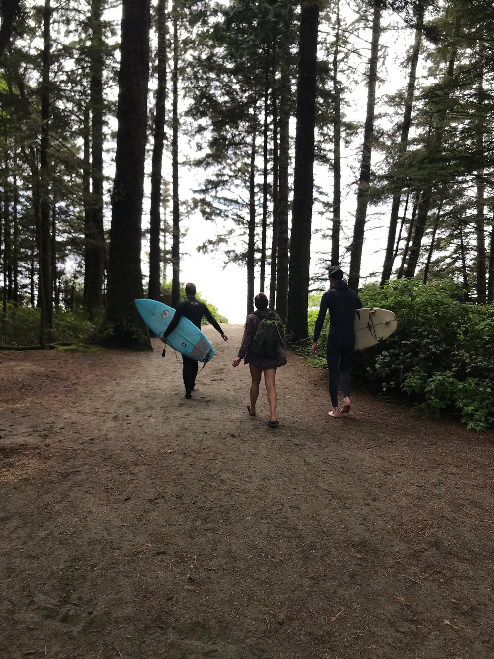 Spontaneous Trips: Tofino, British Columbia