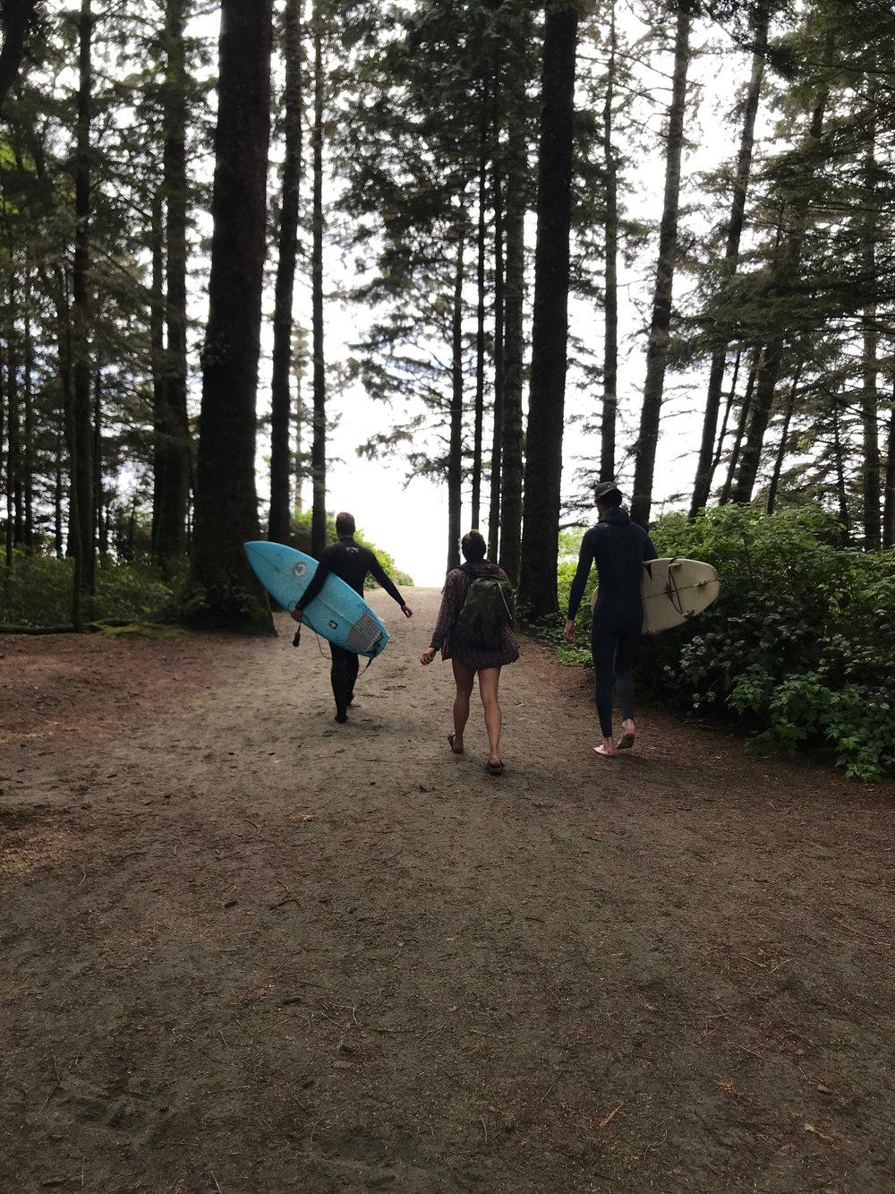 Spontaneous Trips: Tofino, British Columbia