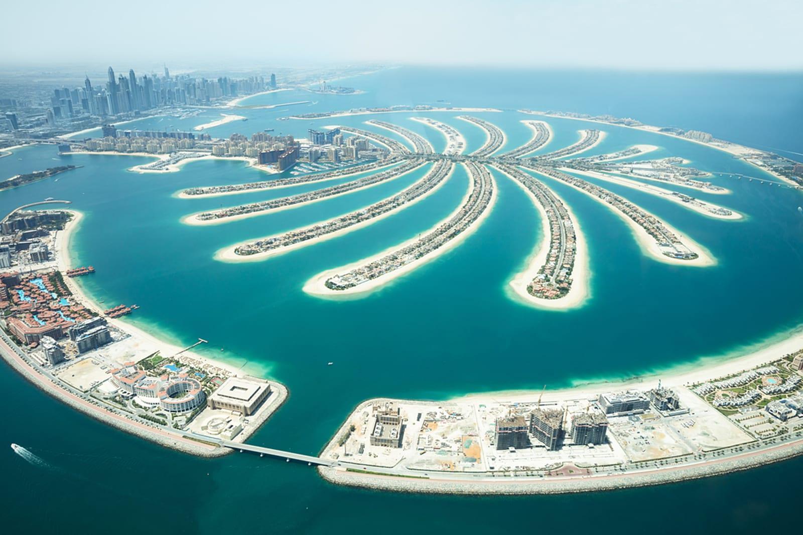 Palm Jumeirah Dubai