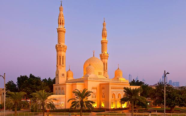 Jumeirah MosqueDubai