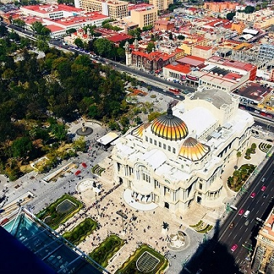 Where to Stay in Mexico City