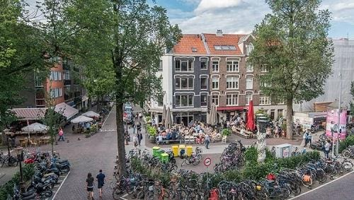 De Pijp where to stay in Amsterdam