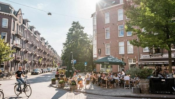 Oud-West where to stay in Amsterdam