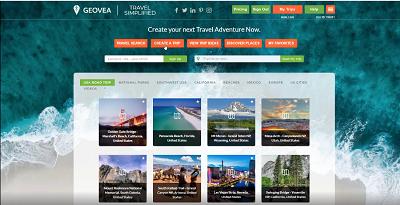 Geovea travel scheduler