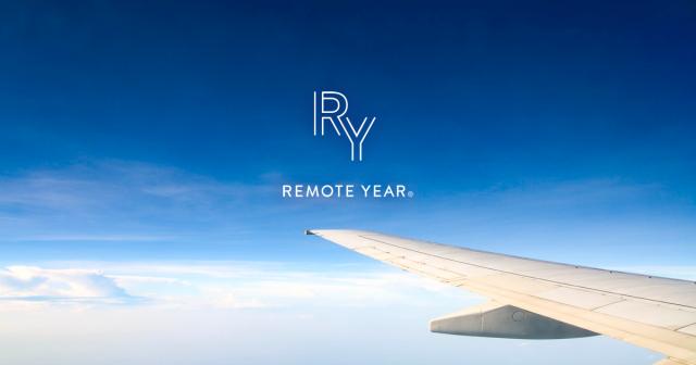 Remote Year Flights
