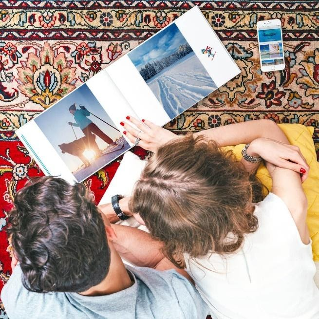 Journi Photo Book