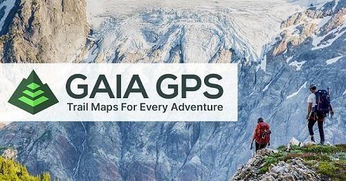 Gaia GPS Maps
