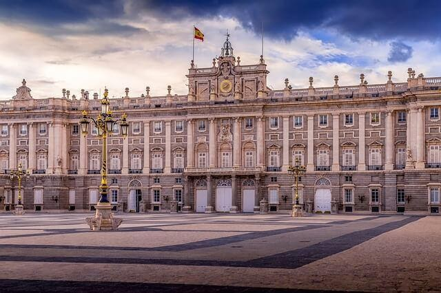 Royal Palace Madrid Attractions