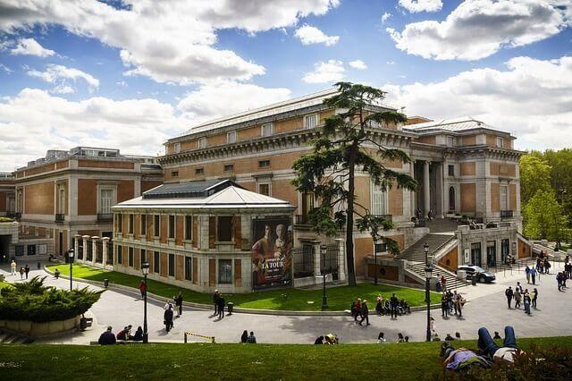 Prado Museum Madrid Attraction