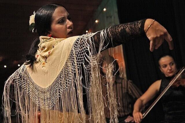 Flamenco dance madrid experiences