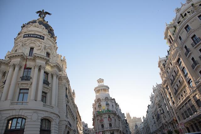 Gran Via Madrid Shopping