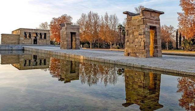 Temple of Debod Madrid