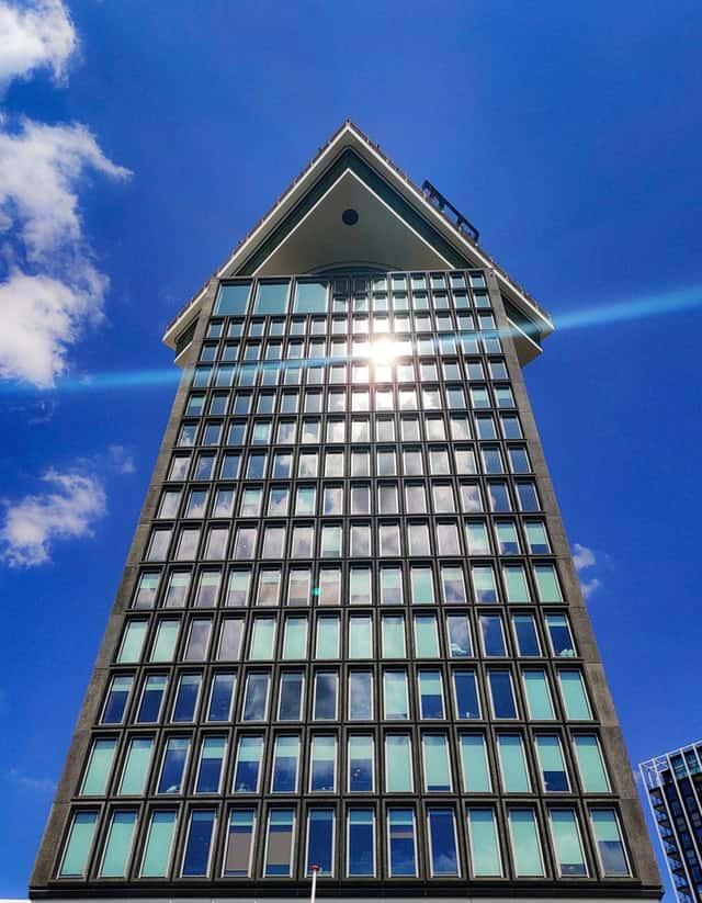 A'DAM Toren Building Amsterdam